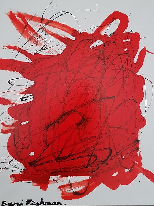 Abstract #6 / Sari Fishman