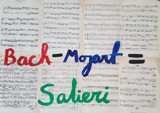 Bach-Mozart=Salieri