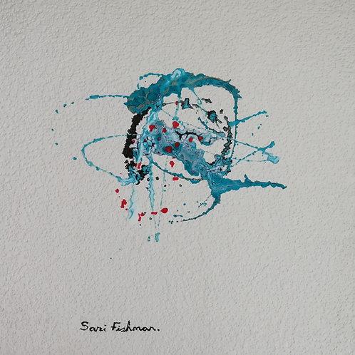 Combination #13/ Sari Fishman