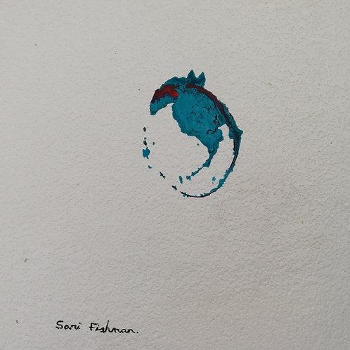 Combination #8/ Sari Fishman