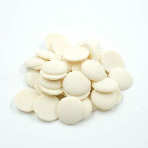 Chocolat blanc en pastilles 2.5kg