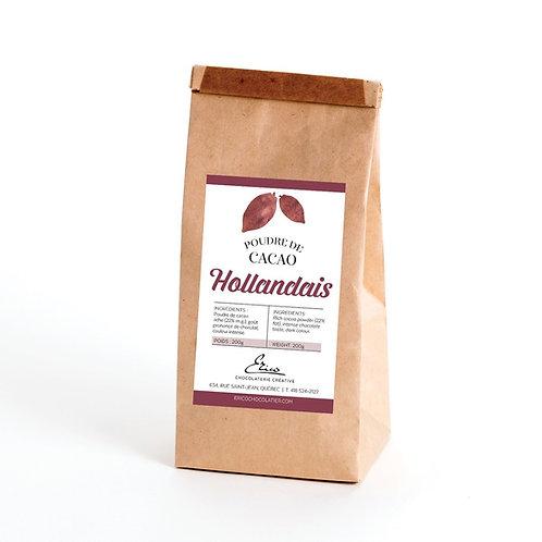 Poudre de cacao Hollandais - 200 g