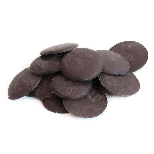 Chocolat mi-amer 54.5 % en pastille 2.5kg