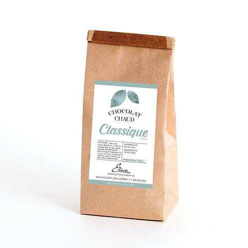 Poudre pour chocolat chaud - CLASSIQUE (doux) 200 g