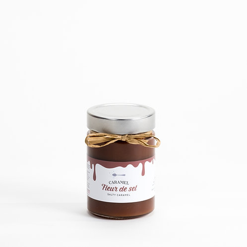 Pot de caramel à la fleur de sel - 380 g