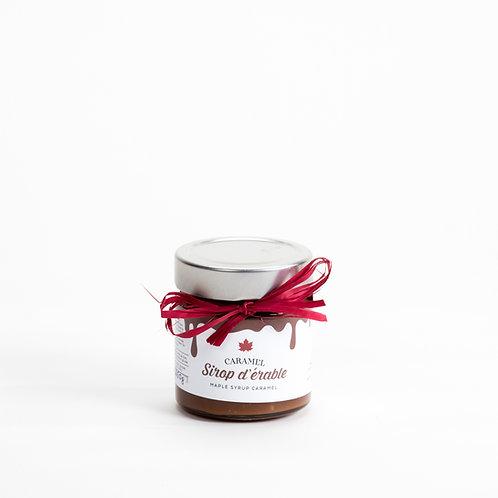 Pot caramel au sirop d'érable de l'île d'Orléans - 250 g