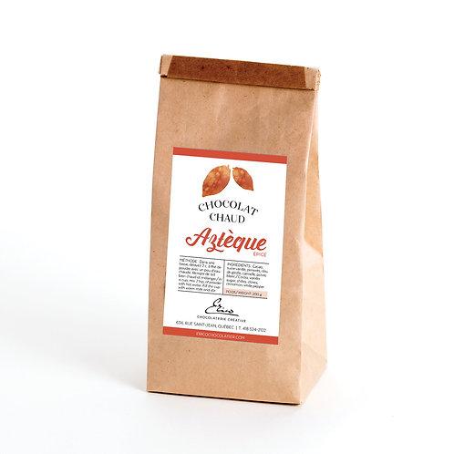 Poudre pour chocolat chaud - Aztèque (corsé et épicé) - 200g