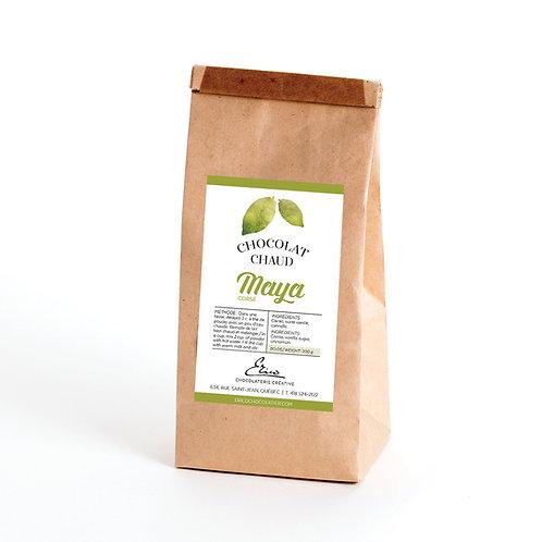 Poudre pour chocolat chaud - Maya (corsé) - 200g
