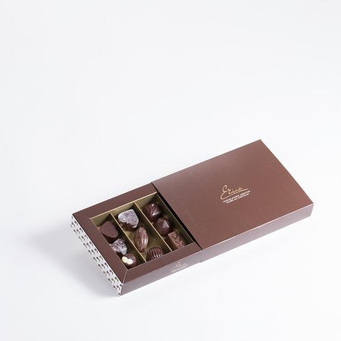 Ballotin de 12 chocolats
