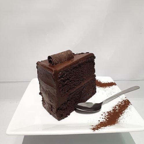 Le Gâteau Classique au Chocolat -PORTION