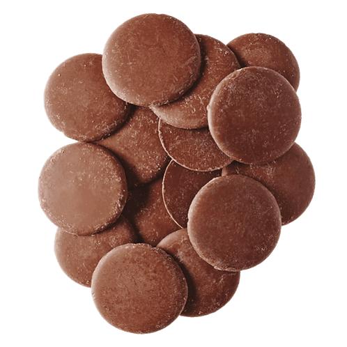 Chocolat au lait 38 % en pastilles 1kg