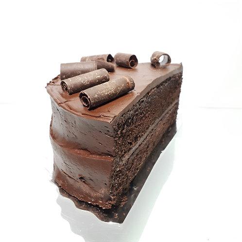 Le Gâteau Classique au Chocolat - Demie (6 personnes)