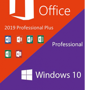 Windows 10 & Office Combo