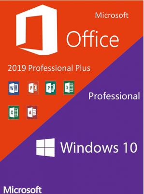 Windows 10 & Office Combo