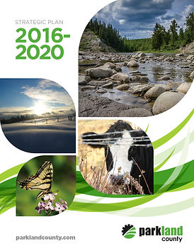 Parkland County Strategic Plan 2016-2020