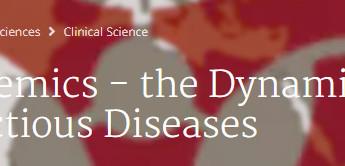 Coursera course on Epidemics