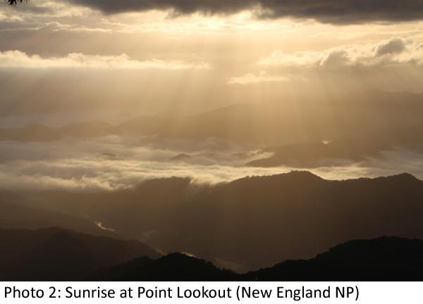 Sunrise at Point lookout Laura Grogan 600.jpg