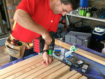 Building a flat file paper storage cabinet - Part 1 (planning and construction)