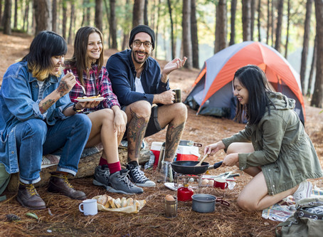 Staycation ideas: Why camping isn't totally shit