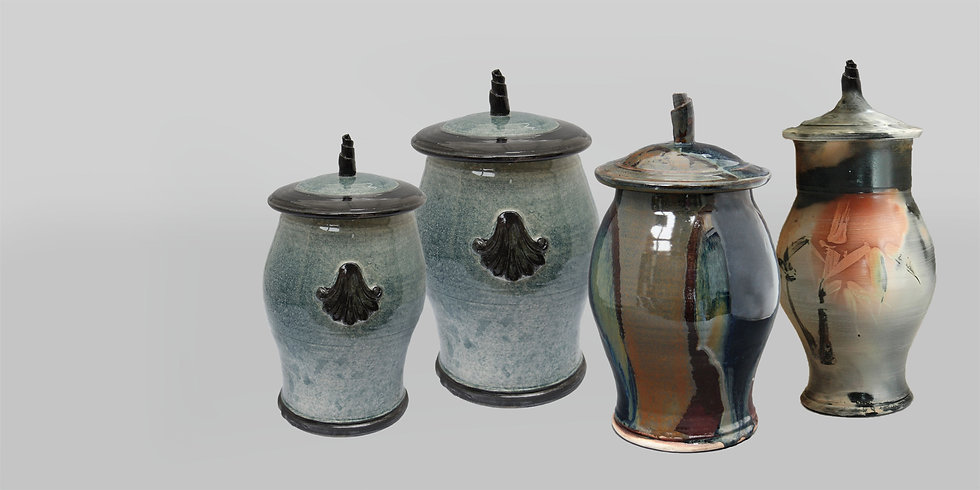 Custom Funeral Urns without portraits