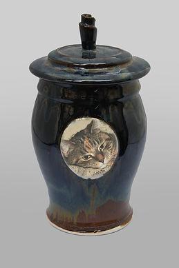 Pet Urn - Midnight Classic Style