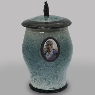 Cremation Urn / Portrait Urn