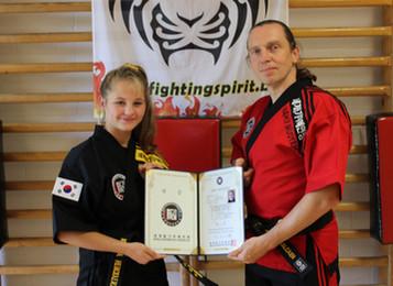 Officiële Diploma WHF