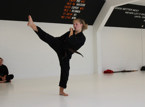 Examens Black Belt Hapkido