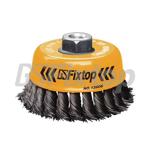 GSFixtop Wire Cup Brush