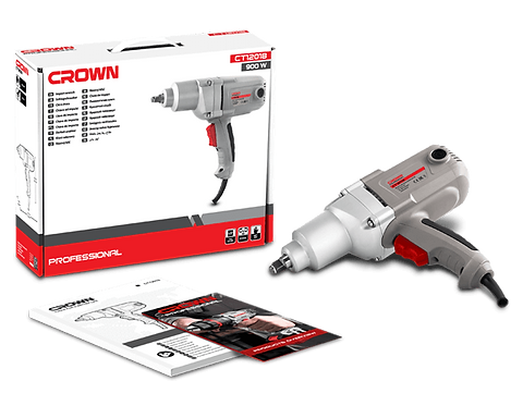 Crown Impact Wrench - CT12018