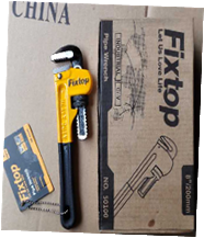 GSFixtop Pipe Wrench
