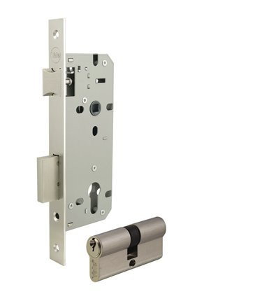 Yale 85mm Lock With Cylinder
