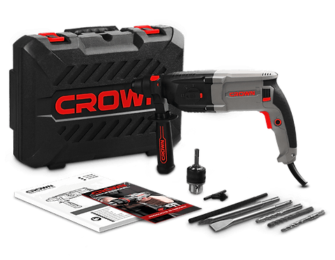 CROWN Rotary Hammer CT18108