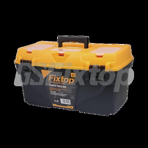 مجموعة صندوق الأدوات البلاستيكية GSFixtop
