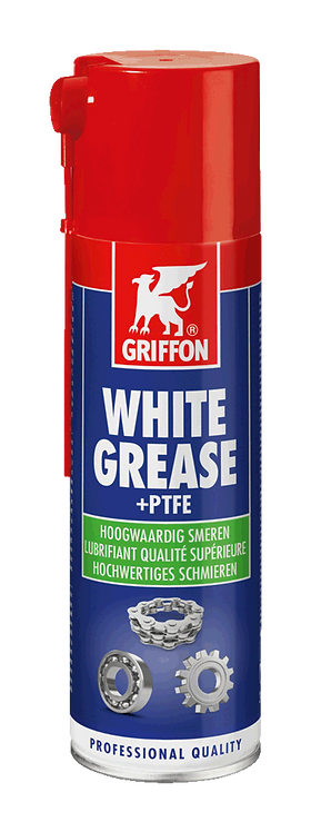 White Grease Spray
