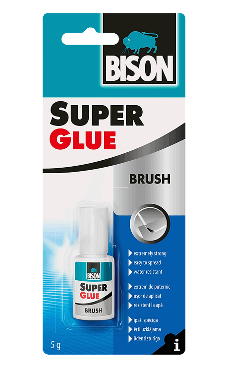 Super Glue Brush