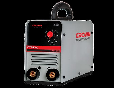 Crown Inverter DC MMA Welding Machine 200Amp - CT33100