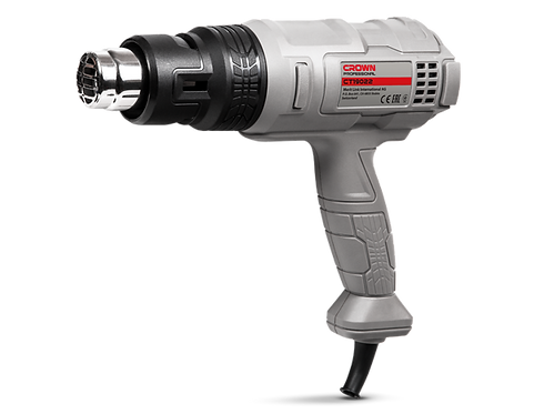Crown Hot Air Gun 1800W - CT19022K
