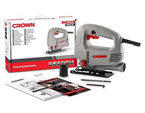 Crown Jigsaw 550W - CT15212