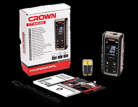 Crown Laser Measure 40m - CT44032