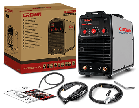 Crown Inverter DC MMA Welding Machine 270Amp - CT33101