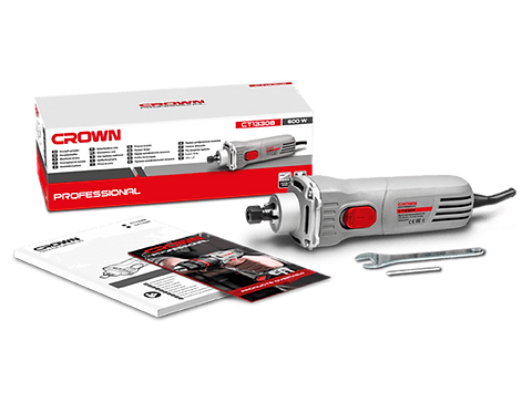 Crown Straight Grinder - CT13308