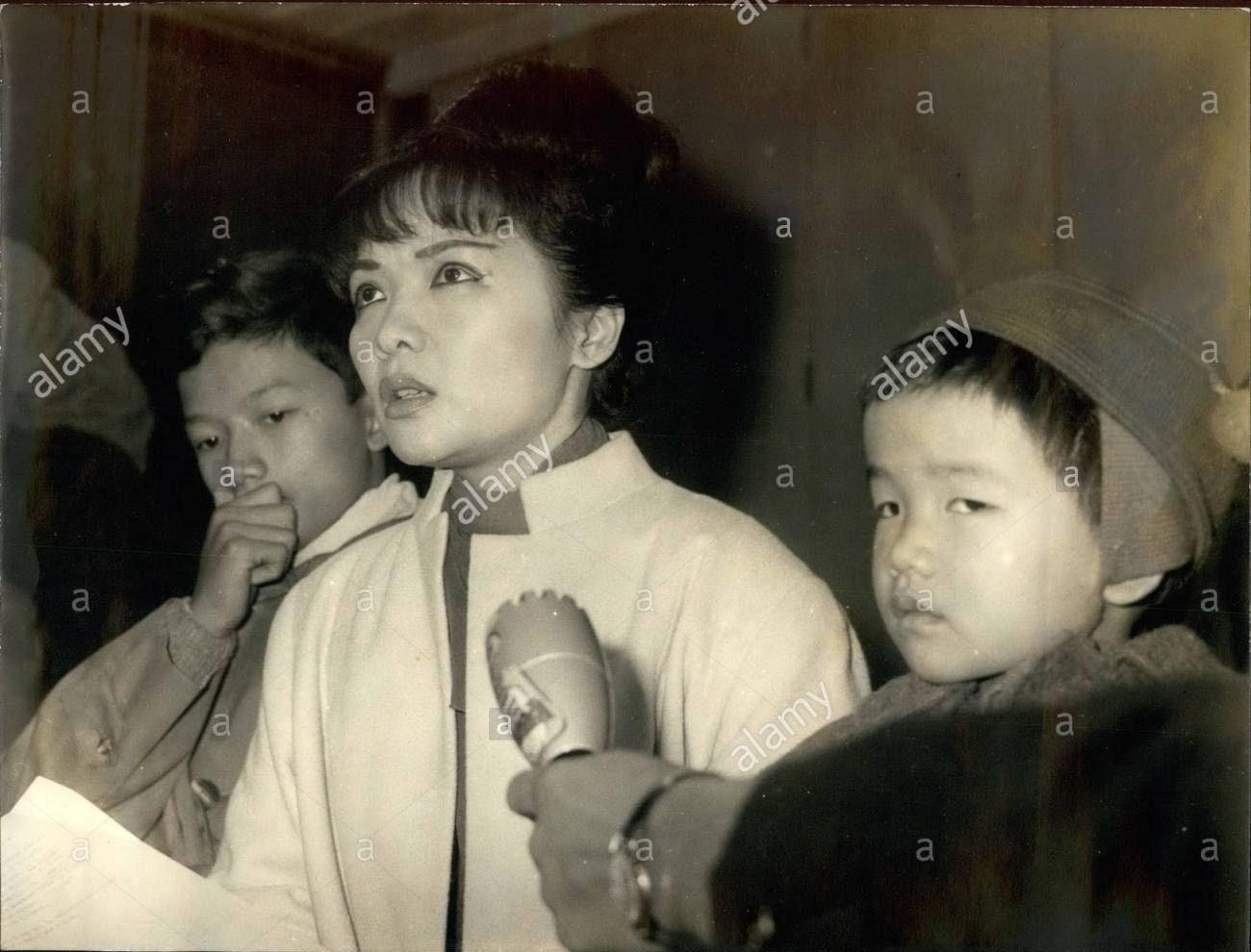 Madame Nhu - 1955
