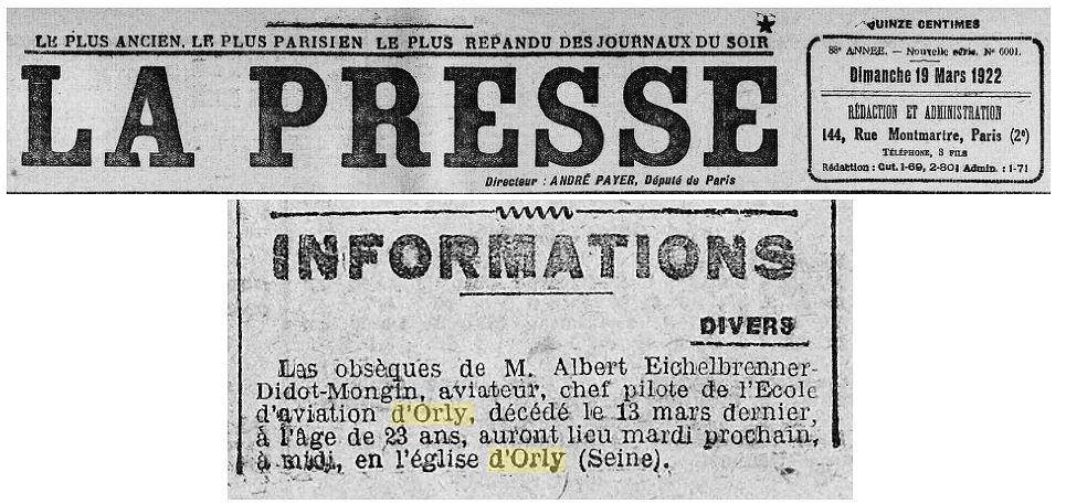 19/03/22 La Presse