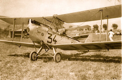 Morane Moth N°34 F-AJOP de Geo Ham & de Bimard ©Jacques Hémet