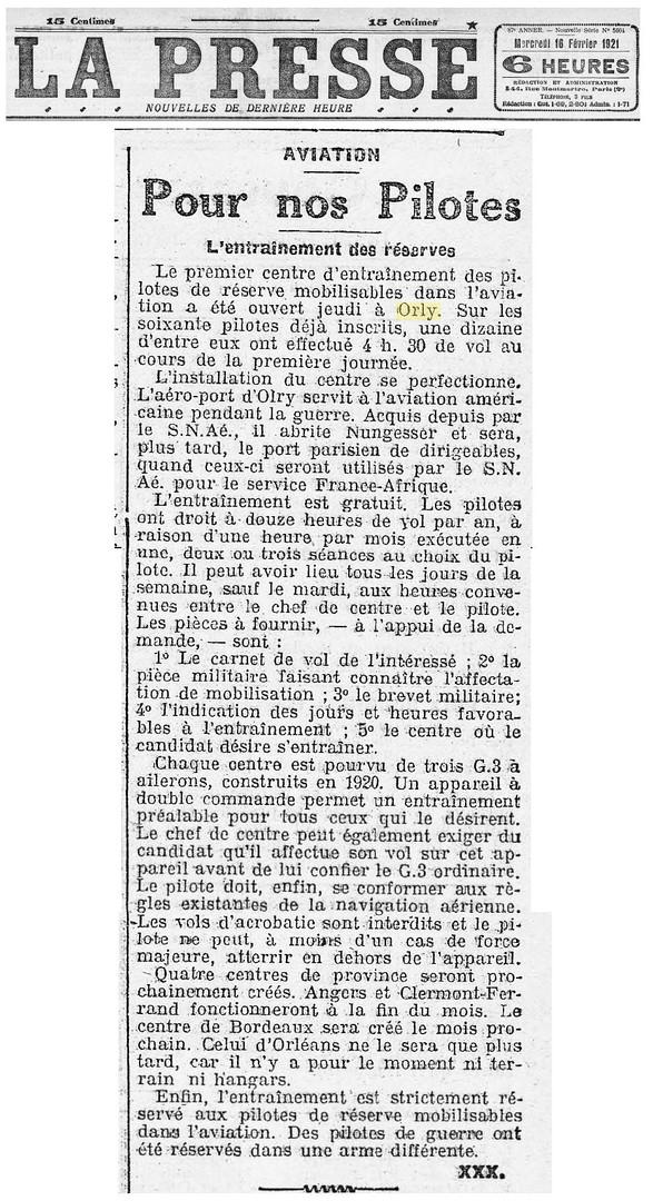 16/02/21 La Presse