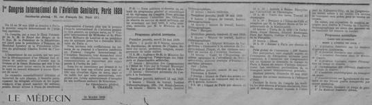 20/03/29 Le Médecin