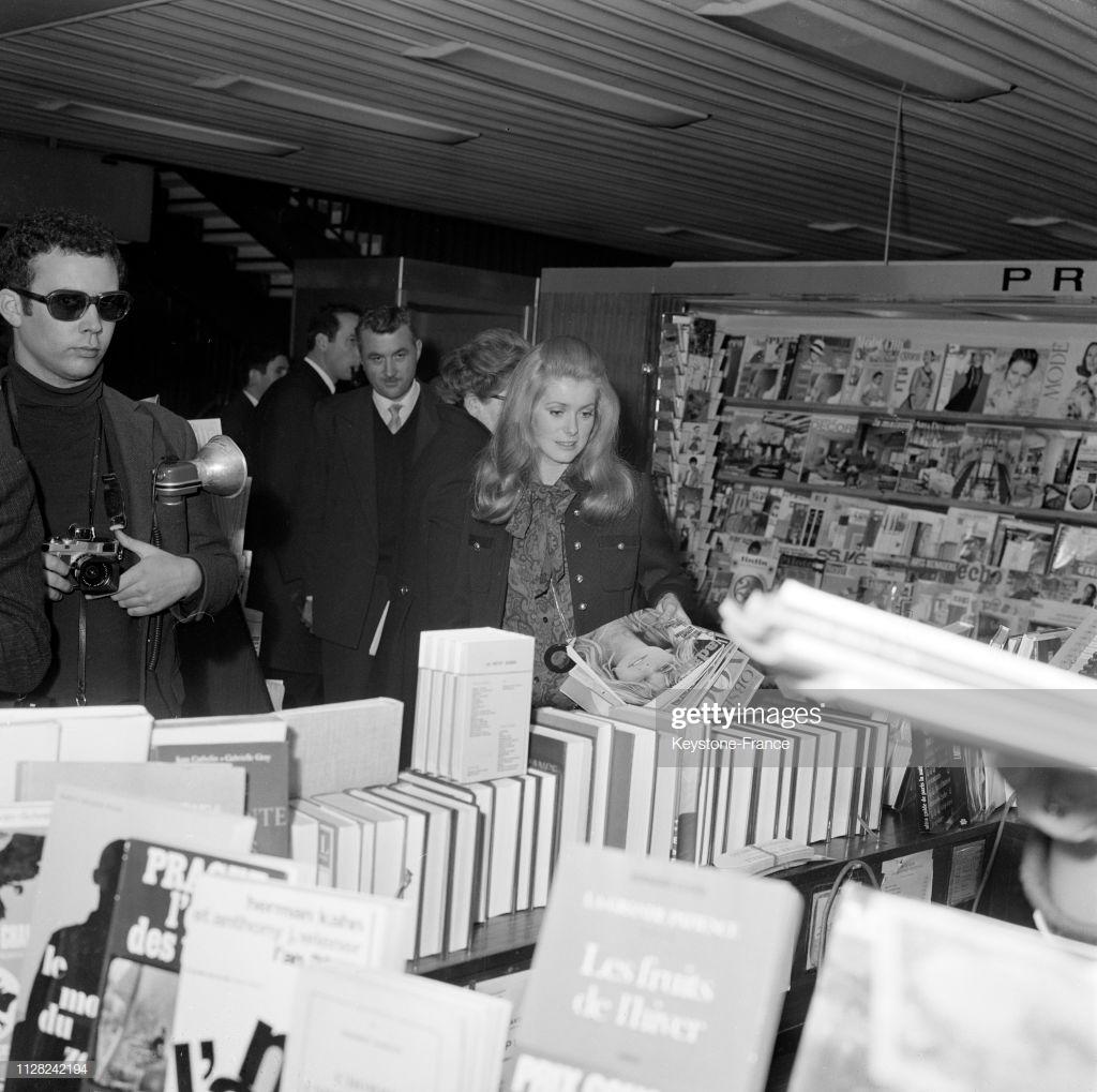Catherine Deneuve - 1968