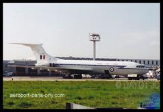 VC10 XV108 02/04/93 © DAYOT JC