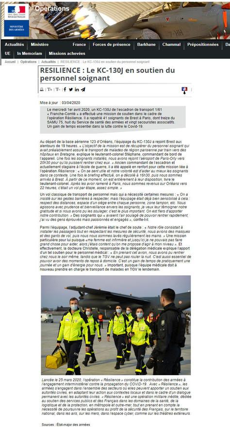 03/04/10 © Armée de l'Air